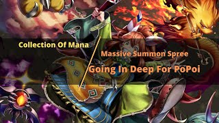 *Last Cloudia* Collection Of Mana Summons (PoPoi Hunting)