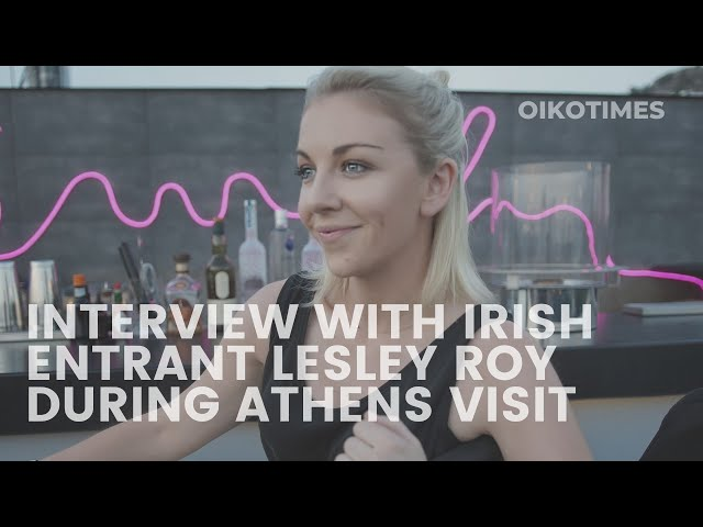 OIKOTIMES 🇮🇪 INTERVIEW WITH LESLEY ROY FROM IRELAND