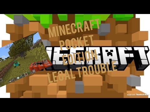 Minecraft #Legal Trouble