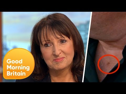 The Woman Who Saved Piers Morgan's Life | Good Morning Britain