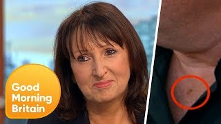 The Woman Who Saved Piers Morgan