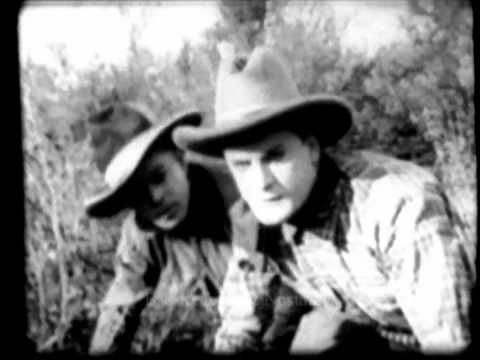 THE TRAILER Part 2 of 2.  Frank Merrill (early Tarzan actor).  1925 Silent Western Film