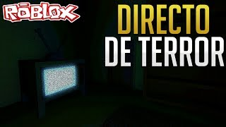 ROBLOX TERROR DIRECT ? Angst vor Angst in Silent Dark