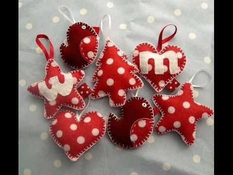 DIY - Hướng Dẫn Cách Làm Móc Khóa Noel Xinh Xắn