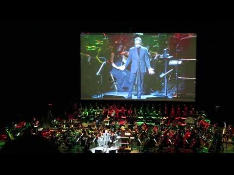Danny Elfman, Palais des Congrès, Paris. Part 16 - Nightmare Before Christmas, Danny Elfman chante !
