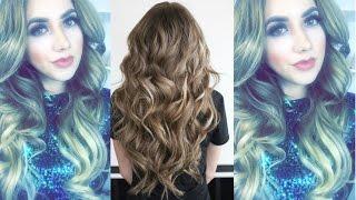 COMO HACER ONDAS O RIZOS VICTORIA SECRET. Victoria Secret voluminous Curls/CINDYLIMON