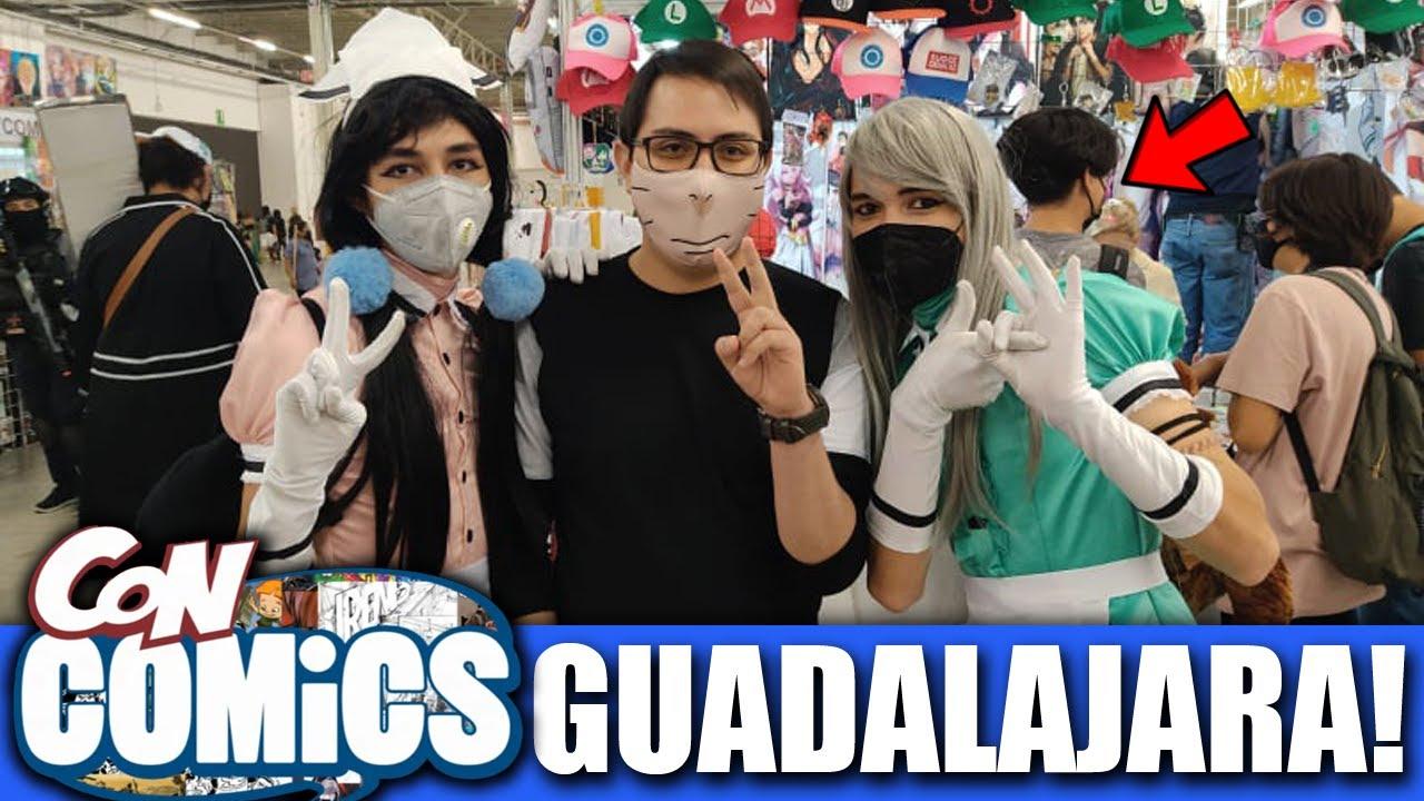Download Hector Uchiha en CONCOMICS Guadalajara (Septiembre 2021).