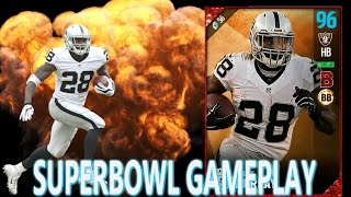 95 OVR LATAVIUS MURRAY DEBUT:: MADDEN 17 ULTIMATE TEAM GAMEPLAY|SUPERBOWL