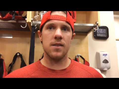 Red Wings' Jimmy Howard anxious for first start tonight