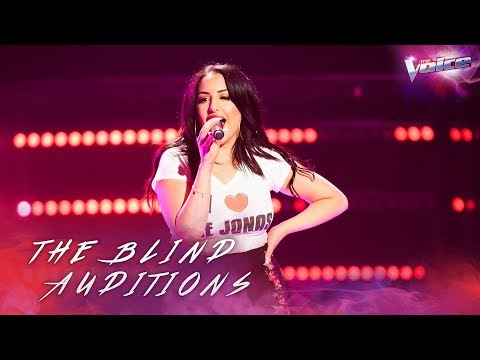 Lauren Greco sings Ain't No Other Man | The Voice Australia 2018