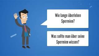Spermien Lebensdauer - Wie lange überleben Spermien?