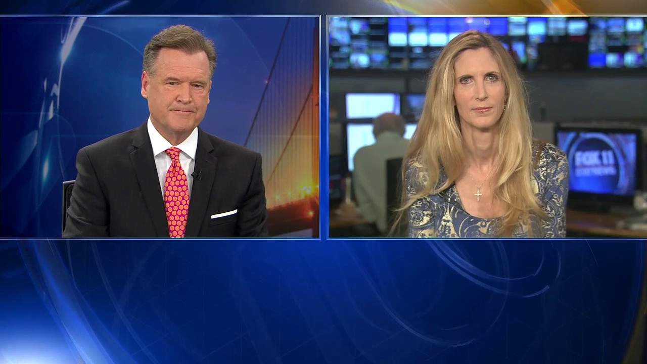 Ann Coulter says she's unlikely to speak at Berkeley: 'It's a sad day for free ...