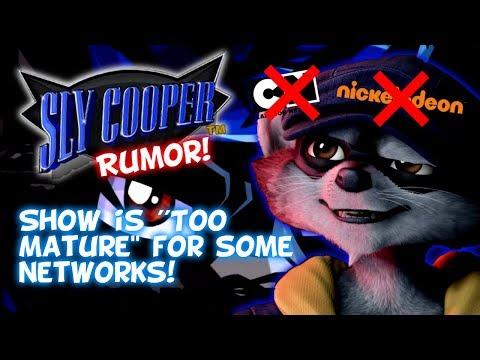 [RUMOR] Sly Cooper TV Show TBA 2018 -