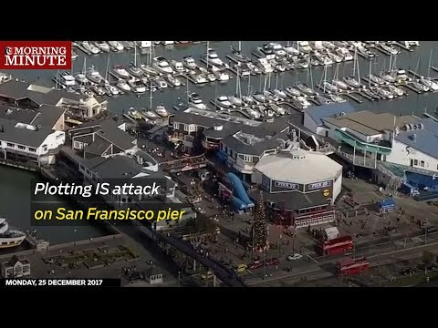 Plotting IS attack on San Fransisco pier
