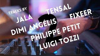 DJ Set: Techno by Tensal, Fixeer, Jala, Dimi Angélis, Sleeparchive, more// LP2 28.10.20