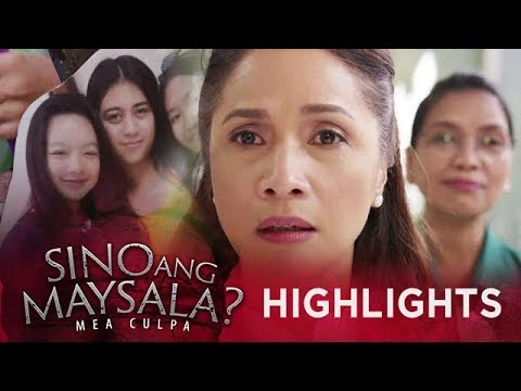 Dolores discovers that her daughter is Juris | Sino Ang Maysala