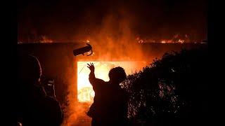 MINNEAPOLIS RIOTS: Violence continues as protestors ignore curfew, burn building