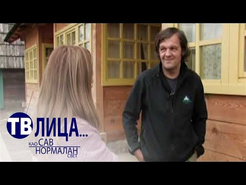 TV lica: Emir Kusturica, 1. deo
