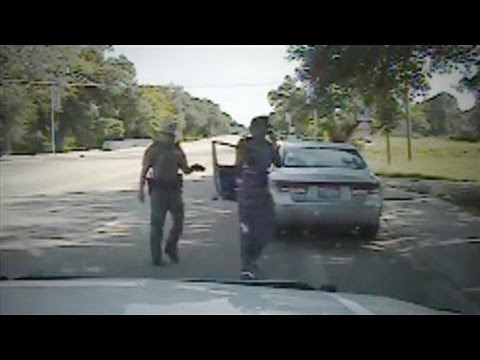 Sandra Bland Arrest Footage