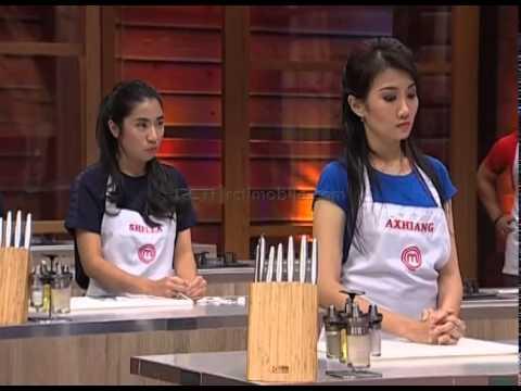 Hadiah terindah untuk para kontestan [Master Chef Indonesia Session 4] [22 Agustus 2015]