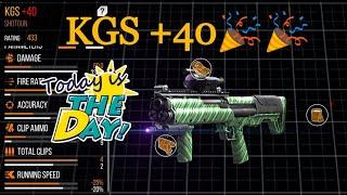 Kgs Upgrade +39 to +40 ModernStrike Online 2018 HD