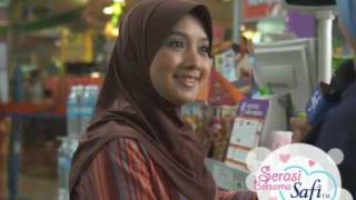 Serasi Bersama Safi 3 - Safi Shampoo
