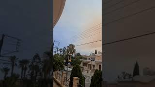 КИПР влог Кипр горит сильный пожар между Лимасолом и Ларнакой Видео без монтажа Shorts
