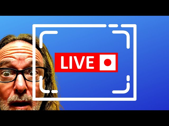 Camera Position Tips for Live Streaming Video - How to LOOK good on camera!