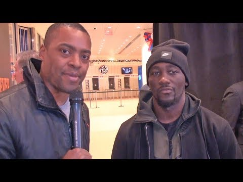 TERENCE CRAWFORD: I Will EXPLOIT ERROL SPENCE Flaws & CLEAR OUT 147