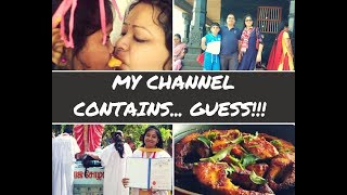 All about my Channel || What my channel brings for all
