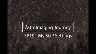 Ep20 - My Sequence Generator Pro (SGP) Settings