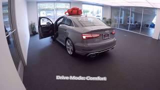 | US | New 2018 Audi RS3 Sedan