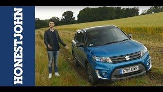 Suzuki Vitara car review: 10 things you need to know