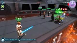 SWGOH QGJ Zeta - Jedi is power