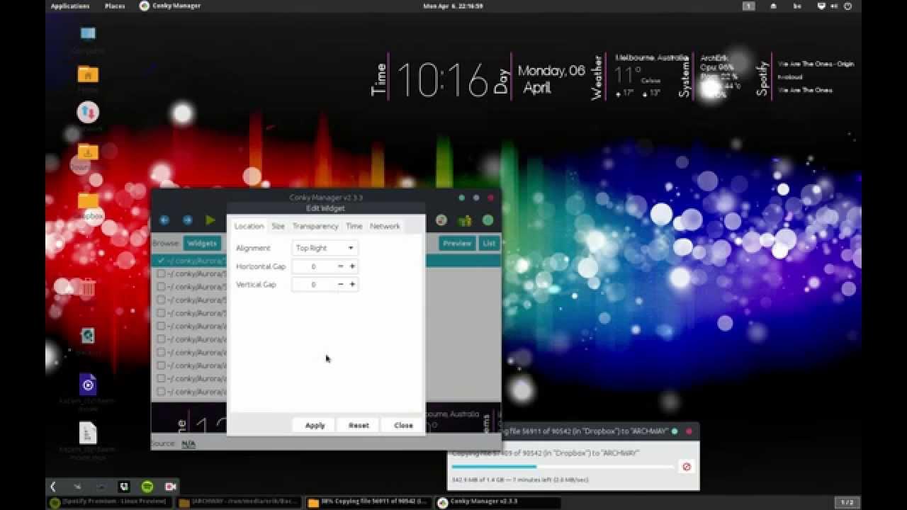 Discovering Arch Linux | ERiK DuBoiS