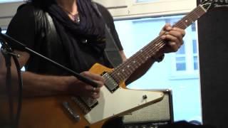 Tease Me Please Me MJ Guitars 6 Years Matthias Jabs