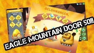 Eagle Mountain DOOR 50! | Angry birds evolution