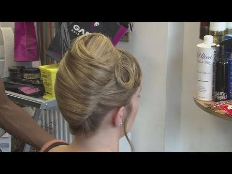 How To Create An Updo Hairstyle