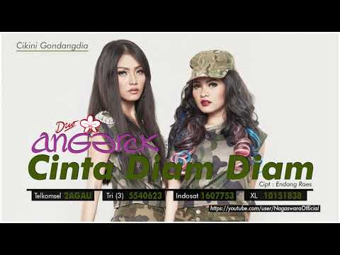 Duo Anggrek - Cinta Diam Diam (Official Audio Video)