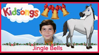 Jingle Bells from Kidsongs: We Wish You a Merry Christmas | Top Kids Christmas Songs