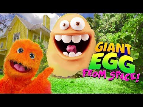 Worlds Largest Minion Egg Surprise! Funko Pop Minions Toys 2015 Despicable Me