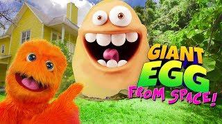worlds largest minion egg surprise funko pop minions toys 2015 despicable me