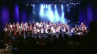 Crystal Ministries International hosts Stavanger Gospel Company