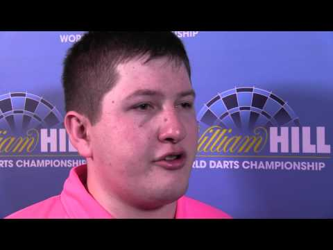 Interview | Keegan Brown Beats John Part At 2015 World Darts Championship!