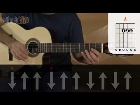 Fugidinha - Michel Teló (aula de violão completa)