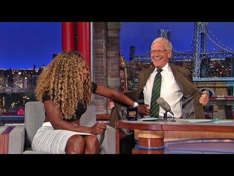 Top 10 David Letterman Tennis Moments