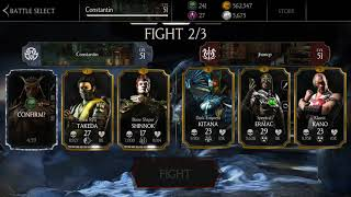 Video Shao Kahn in MKX mobile (1.15), his brutality and X-Ray download MP3, 3GP, MP4, WEBM, AVI, FLV Februari 2018