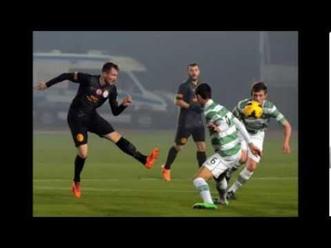 Galatasaray Celtic 0-0  - Maç Özeti [HD] Penaltılar