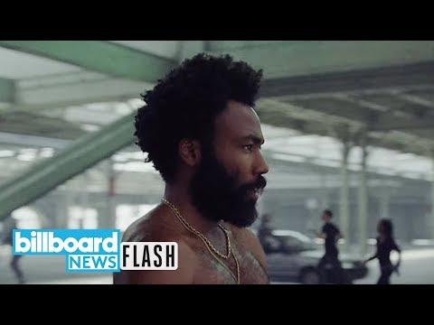 Childish Gambino: Reactions to 'This Is America' Video   Billboard News Flash