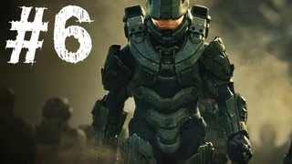 Halo 4 Gameplay Walkthrough Part 6 - Campaign Mission 3 - The Sphere (H4)
